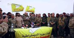 حزب الله يهرب من معركة حلب إلى بلدة مضايا ويبدأ انتصاراته بقنص...