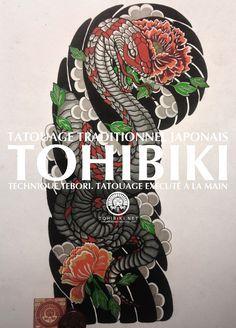 Tatouage spécialiste traditionnel japonais PARIS France. IREZUMI…
