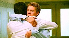 One Tree Hill - Lucas Scott (Chad Michael Murray) & Nathan Scott (James Lafferty)