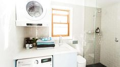 16 homes with stylish and practical laundries | Inside Out