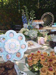 Mesa de dulces mi baby