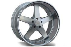 """XXR 968 Wheels - Free Shipping on XXR 968 Rims - 17, 18 & 20"""" Huge Lip 5 Spoke Rims"""