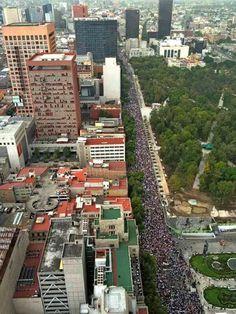 Ayotzinapa march