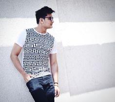 Tshirt | Mens tshirt | #mensfashion #menfashion #outfit #menswear #swag #classy | puzzle tshirt