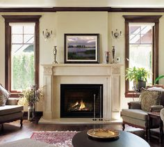 Nick Zhang - contemporary - fireplaces - vancouver - gnzhang