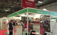 Doce empresas andaluzas del sector agroalimentario han participación en la Feria Nordic Organic 2014, en Malmö (Suecia).