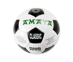 "Balón fútbol cuero sint. cosido ""Classic"" 21 cm"