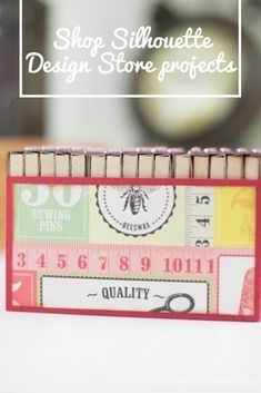 This darling mini album features five flap box pages for you to embellish as desired Silhouette Projects, Silhouette Design, Design Projects, Craft Projects, Mini Albums, Sewing, Box, Pattern, Crafts