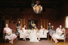 Romantic Los Angeles Wedding at Carondelet House by  Marianne Wilson Photography