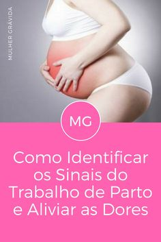 Trabalho de parto | Como Identificar os Sinais do Trabalho de Parto e Aliviar as Dores | COMO IDENTIFICAR | Contrações Falsas vs. Contrações Verdadeiras Doula, Baby Words, After Birth, Baby Shark, First Baby, Having A Baby, Jennifer Aniston, Pregnancy Tips, Kids And Parenting