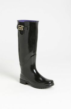 Shoulda asked for these for Christmas!    Sperry Top-Sider® 'Pelican Too' Rain Boot