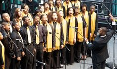 Harlem's Gospel for Teens Choir was created to pass the music from this generation to the next. They serve as ambassadors of gospel music, bringing together people of every race, nationality, religious, or spiritual background with the message that we are more alike than we are different. We all have spirit.