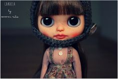 Candela - Last Custom Blythe Doll by Carmen Rubio (Comission for Alicia) | Flickr - Photo Sharing!