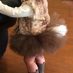 Deer Tutu Skirt Brown Tutu Halloween Tutu Halloween Skirt   Etsy Halloween Skirt, Halloween Costumes, Deer Halloween Makeup, Black Tutu, Photo Props, Tulle, Fur, Couture, Bambi
