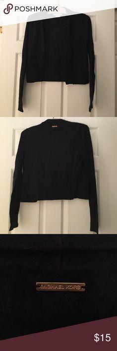 michael kors collection sweater michael kors shoulder bag blue