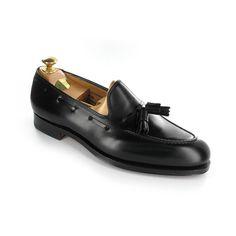 #zapatos #LaPuente #modahombe #men #style #borlas #cavendish #CROCKETT & JONES