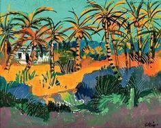 View artworks for sale by Battiss, Walter Walter Battiss South African). Filter by auction house, media and more. Walter Battiss, Art Pictures, Art Pics, South African Artists, Landscape Art, Van Gogh, Auction, Tropical, Island