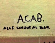 Star Walls - Scritte sui muri. — Vai di aperitivo