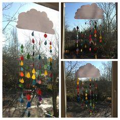 Basteln mit krippenkindern herbst pinterest basteln herbst und basteln mit kindern - Fensterdeko weihnachten schule ...