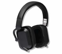 Cascade Closed-Backed Headphones By Campfire - The Audiophile Man Audio In, Audio Sound, Steel Detail, Best Headphones, Audiophile, Noise Cancelling, Lambskin Leather, Cups