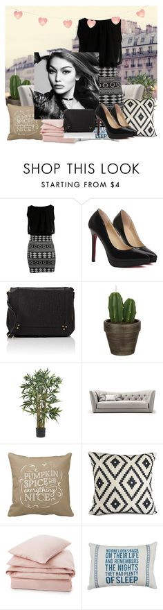 """&Street Style&"" by selmamehic ❤ liked on Polyvore featuring Jérôme Dreyfuss, John Lewis and Lexington"