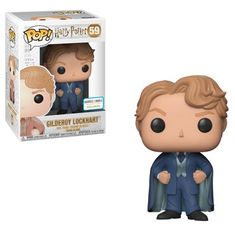 Funko Gilderoy Lockhart BandN Exclusive: Harry Potter x POP! Vinyl Figure 1 Official Harry Potter Trading Card Bundle * Click picture to examine even more information. (This is an affiliate link). Cadeau Harry Potter, Objet Harry Potter, Harry Potter Films, Funko Pop Harry Potter, Harry Potter Pop Figures, Fans D'harry Potter, League Of Legends, Funko Pop Anime, Pop Figurine
