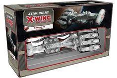 Tiendascosmic: Star Wars - Fantasy Flight: X-Wing el Juego de miniaturas - TANTIVE VI pack de expansión x-wing - 89,95€