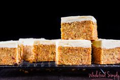 5 Ingredient Carrot Cake