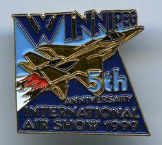 Winnipeg International Airshow - 1999