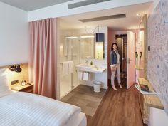 Smart Garden Zimmer mit Blick zum Innenhof - hotelschani.com