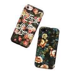 Flowery Case