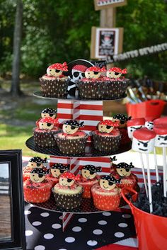 Cumple pirata on pinterest fiestas pirate party and pirates - Todo para fiestas de cumpleanos infantiles ...