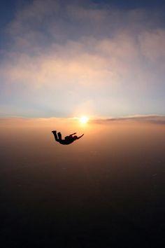 skydive - check!