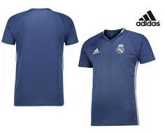 Camiseta infantil de entrenamiento del Real Madrid Adidas 2017. Antes  38 3eeefa67e7846