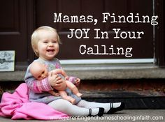 Diamonds in the Rough : Mamas, Finding JOY In Your Calling