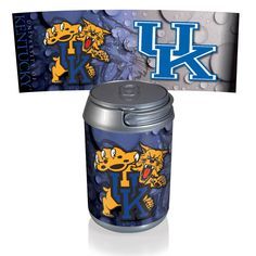 Kentucky Wildcats Mini Can Cooler by Picnic Time