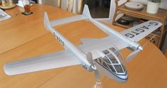 Mike's flying scale model pages