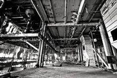 Image result for industrial wasteland