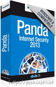 Free Panda Internet Security 2013 and Panda  Antivirus Pro 2013 - 6 months licenses