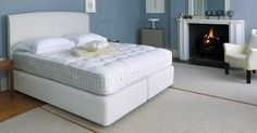 If I was a princess...I'd buy a Vi Spring Bed