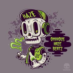 Ominous Haze by Jira Jiramakorn, via Behance