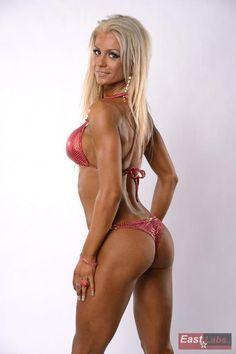 Jana Majernikova IFBB Pro Bikini Bodybuildster Slowakije (9)