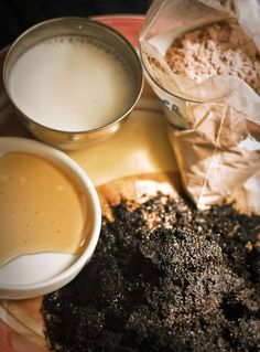 17.) Exfoliate your skin with a mocha mask.
