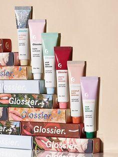 Skin and Lip Balm: Balm Dotcom Glossier Beauty Care, Beauty Skin, Beauty Hacks, Beauty Makeup, Beauty Tips, Balm Dotcom Trio, Dry Lips, Poster S, Aesthetic Makeup