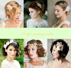 Coafuri mireasa par mediu Crown, Hairstyle, Bedroom, Wedding, Fashion, Mariage, Moda, Hair Style, Hair Styles