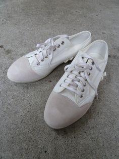 schmid : TPACCローカットスニーカー(white)