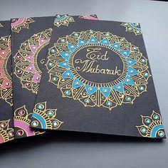 Muslim Holidays & Festivals Cards & Invitations for Greeting Cards for sale Eid Mubarak Card, Eid Mubarak Greeting Cards, Eid Mubarak Greetings, Diy Eid Gifts, Diy Eid Cards, Eid Card Designs, Henna Designs, Eid Moubarak, Muslim Holidays