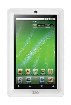 Creative Ziio - Tablet de 7 pulgadas (Android 2.1, 8 GB), color blanco (importado) B004EPYLHK - http://www.comprartabletas.es/creative-ziio-tablet-de-7-pulgadas-android-2-1-8-gb-color-blanco-importado-b004epylhk.html