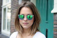Trend Alert: Óculos Espelhados