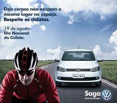 Saga Volkswagen -  Dia Nacional do Ciclista.
